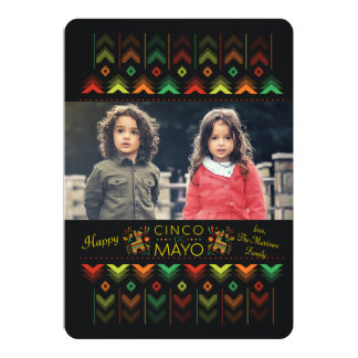 Happy Cinco de Mayo Photo Card
