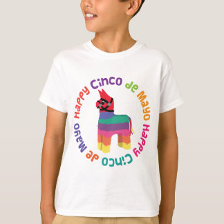 Happy Cinco De Mayo T-Shirt
