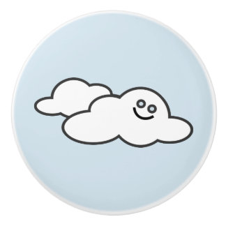 Happy Cloud Drawer Pulls