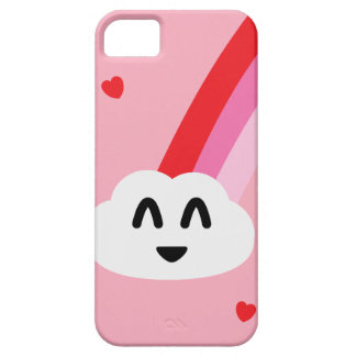 Happy cloud love. case for the iPhone 5