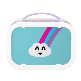 Happy cloud lunch box. lunch box
