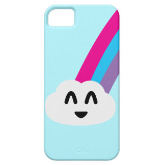 Happy cloud unicorn. case for the iPhone 5