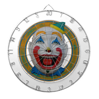 Happy Clown Dartboard