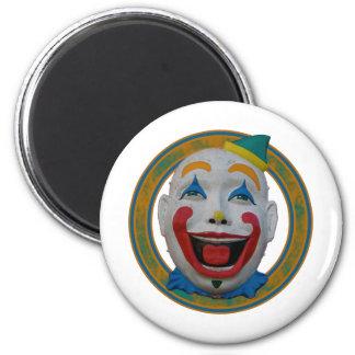 Happy Clown Magnet