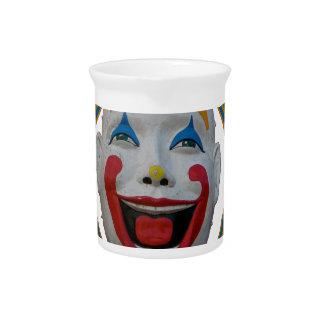 Happy Clown Pitcher