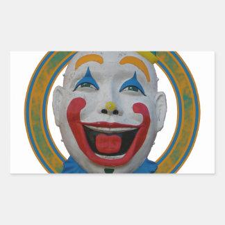 Happy Clown Sticker