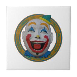 Happy Clown Tile