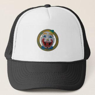 Happy Clown Trucker Hat