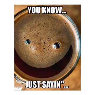 Happy Coffee Letterhead