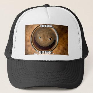 Happy Coffee Trucker Hat