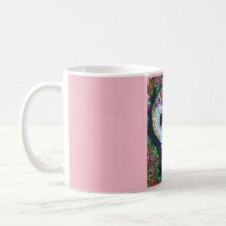 Happy colorful Miss Dia mug