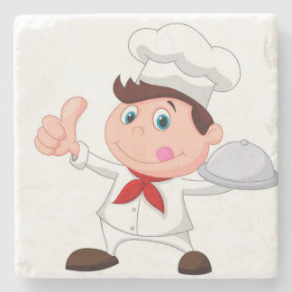 **HAPPY COOK CHEF OR BAKER** COASTER