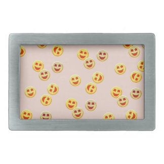happy cookies faces belt buckle