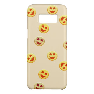 happy cookies faces Case-Mate samsung galaxy s8 case