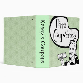Happy Couponing Binder