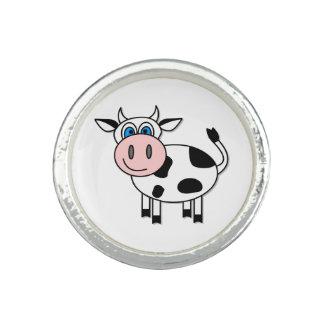 Happy Cow Photo Rings