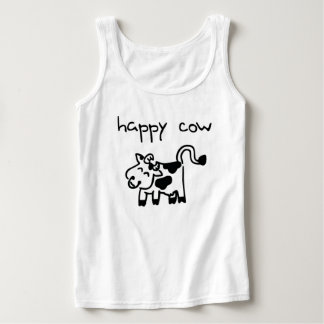 Happy Cow Tank Top