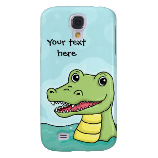 Happy Crocodile customisable