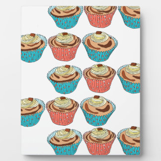 Happy Cup Cakes Plaque