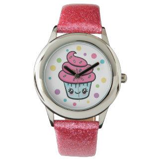 Happy Cupcake kids watch