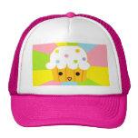 Happy Cupcake Mesh Hats