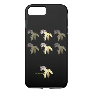 HAPPY&CUTE BANANA DOG-Oh Banana iPhone 7 Plus Case