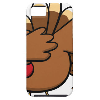Happy Dabsgiving! Dabbing Turkey iPhone 5 Case