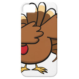 Happy Dabsgiving! Dabbing Turkey iPhone 5 Covers
