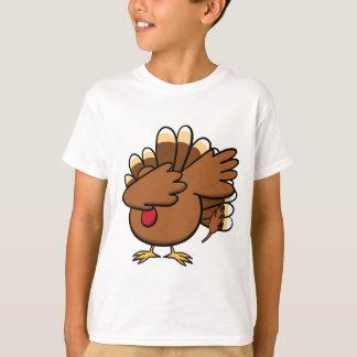 Happy Dabsgiving! Dabbing Turkey T-Shirt