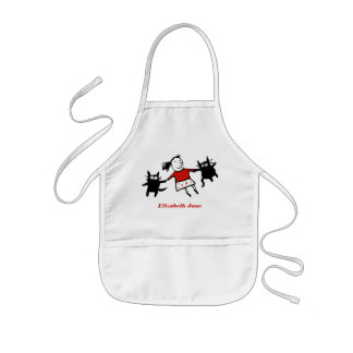 Happy Dancing Cats Apron