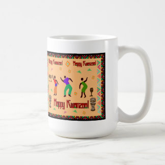 Happy Days Kwanzaa Mug