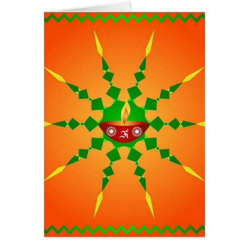 Happy Diwali - Card
