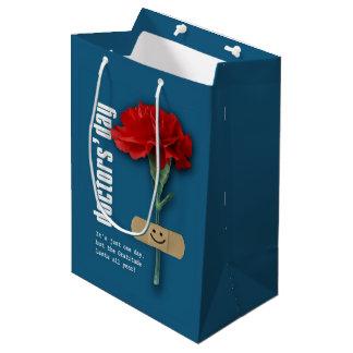 Happy Doctors' Day. Custom Doctor's Name Gift Bags