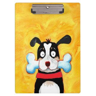 happy dog clipboards