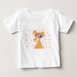 Happy Dog Year Baby T-Shirt