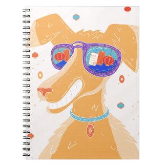 Happy Dog Year Notebooks