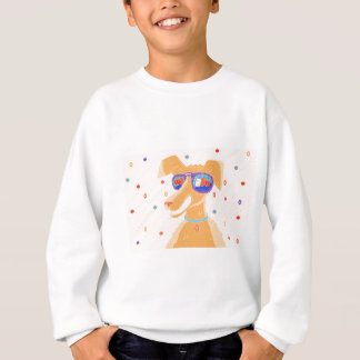 Happy Dog Year Sweatshirt