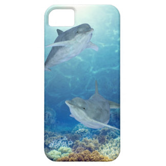 happy dolphins case for the iPhone 5