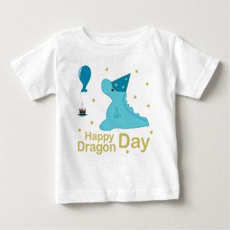 Happy Dragon Day Baby T-Shirt