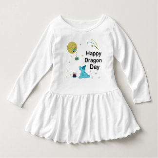 Happy Dragon Day Dress