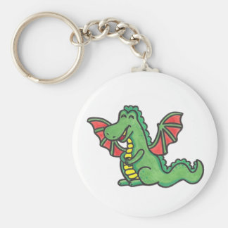 Happy Dragon keychain