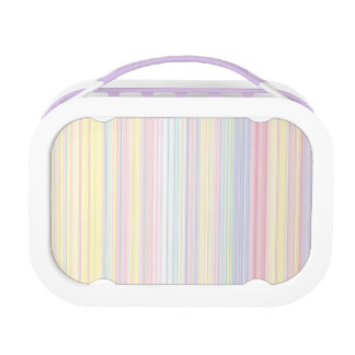 Happy Dream -Elegant Colorful stripe- Lunch Box