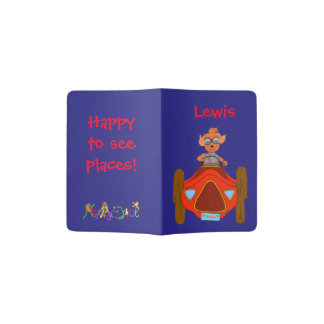 Happy Driving by The Happy Juul Company Passport Holder