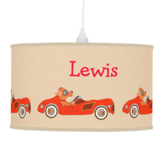 Happy Driving by The Happy Juul Company Pendant Lamp