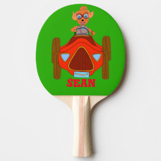 Happy Driving by The Happy Juul Company Ping Pong Paddle