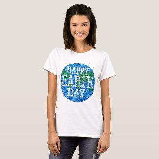 Happy Earth Day Women's Shirt
