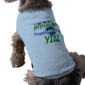 Happy Earth Day Yinz Pet Tank Top
