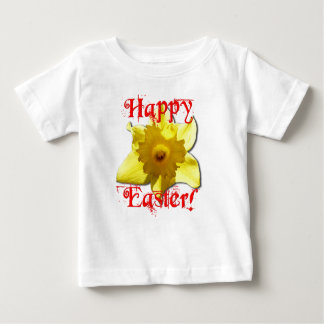 Happy Easter, 02.T Daffodils Baby T-Shirt
