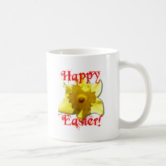 Happy Easter, 02.T Daffodils Coffee Mug