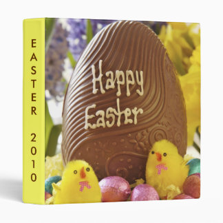 Happy Easter 20xx Binder